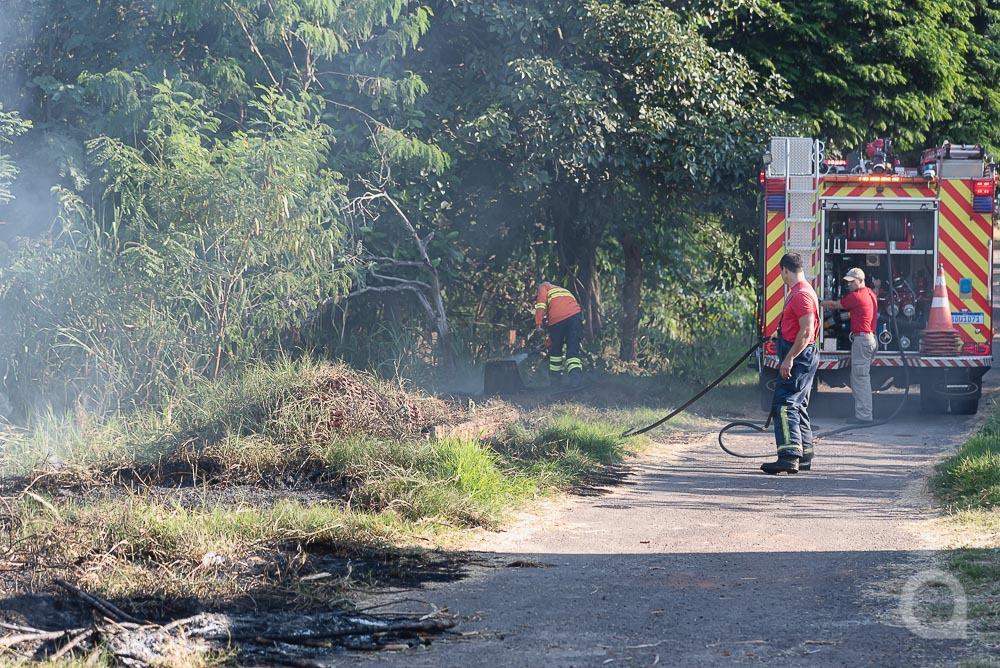 Aumenta número de incêndios em vegetação em Umuarama
