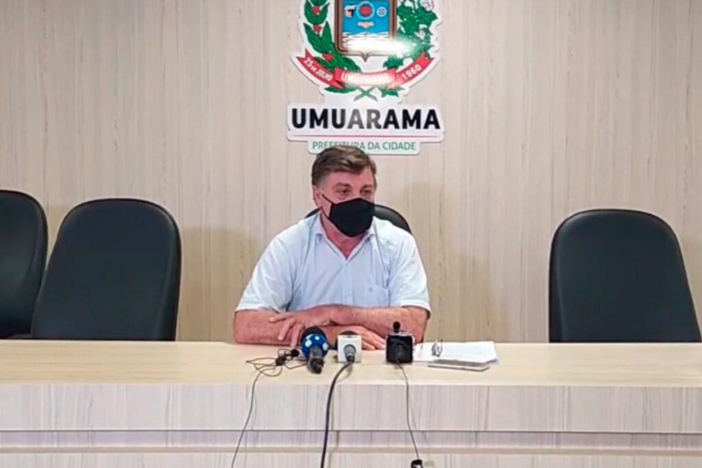 Pozzobom afirma que não tinha conhecimento de fraude na saúde