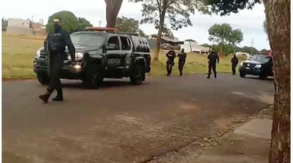228 presos são transferidos nesta sexta para a Penitenciária de Cruzeiro do Oeste