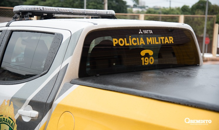 Homem agride mulher após consumo de bebida alcóolica, em Umuarama