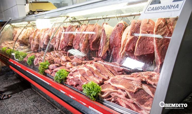 Supermercado Tuka oferece costela ripa por R$ 21,40 o quilo