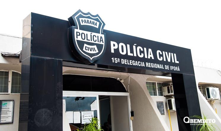 Homem procurado por posse irregular de arma é preso pela PM em Iporã