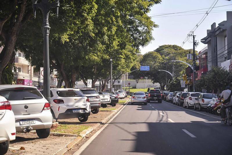 Seis empresas disputam a administração da Zona Azul de Umuarama