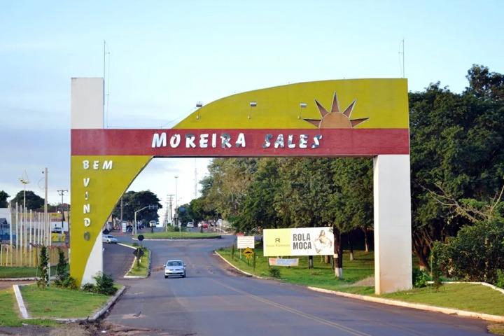 Idoso sequestrado durante roubo é deixado em Moreira Sales