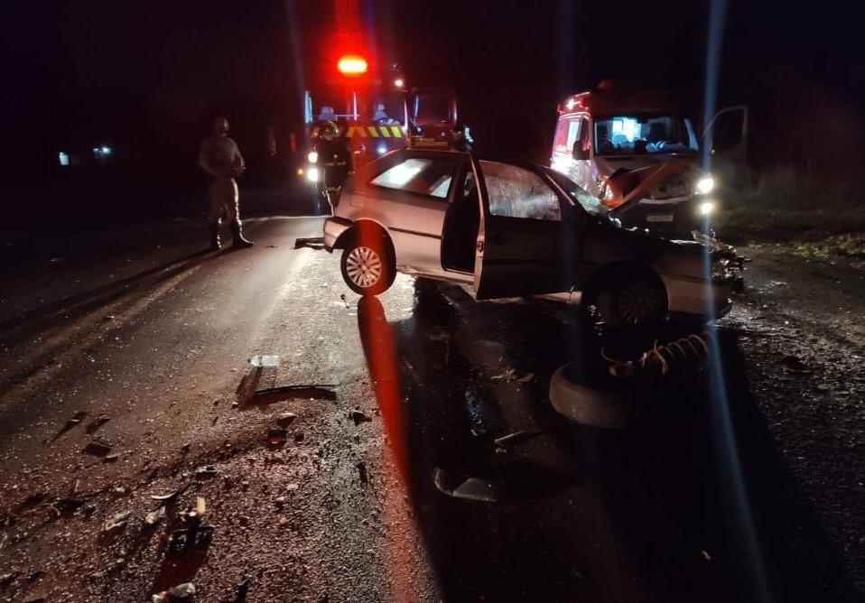 PR-323: Idoso vítima de acidente  não resiste e morre no hospital