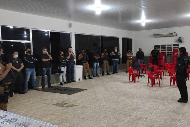 PC de Goioerê deflagra operação Anúbis em combate ao tráfico de drogas
