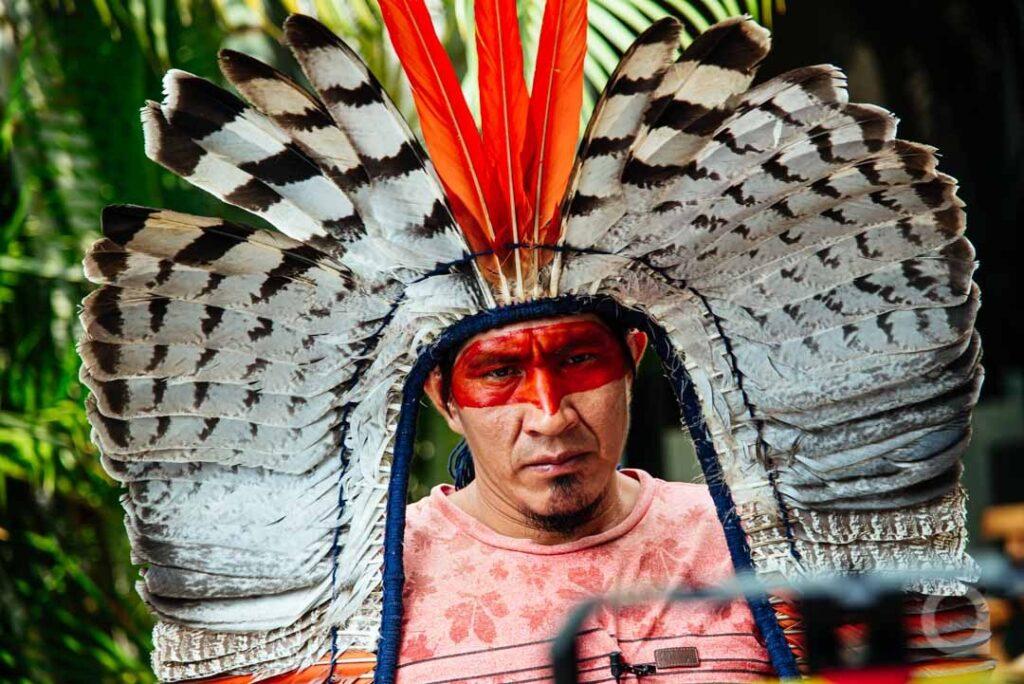 Ritual indígena com ayahusca acontece em Umuarama neste sábado