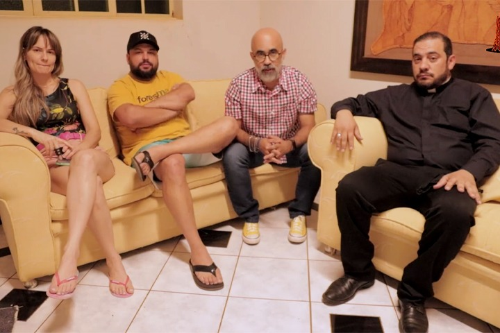 Pérola: padre Marcos publica vídeo desmentindo boatos que circulam nas redes sociais