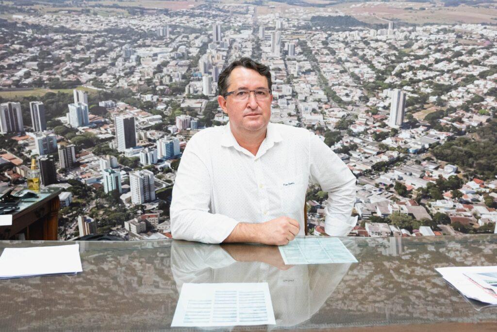Hermes Pimentel divulga nomes de novos secretários da Prefeitura de Umuarama