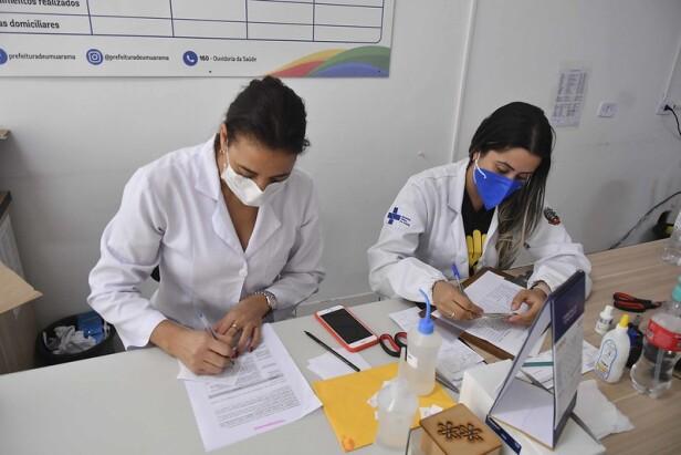 Semana começa com o registro de 31 novos casos de Covid em Umuarama