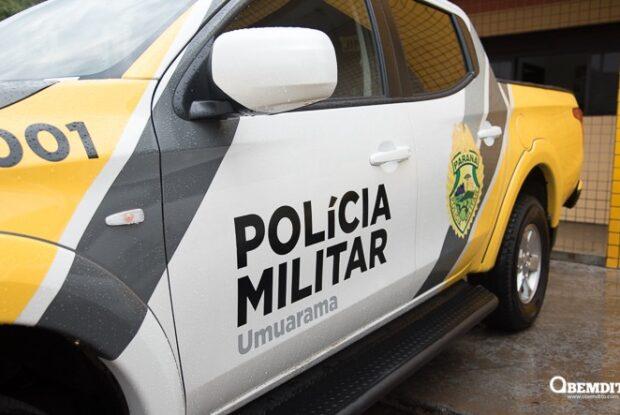 PM é acionada para atender ocorrência e descobre morador com mandado de prisão no Jardim Alvorada