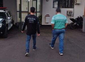 Suspeito de integrar esquema de corrupção no Mato Grosso do Sul é preso em Umuarama