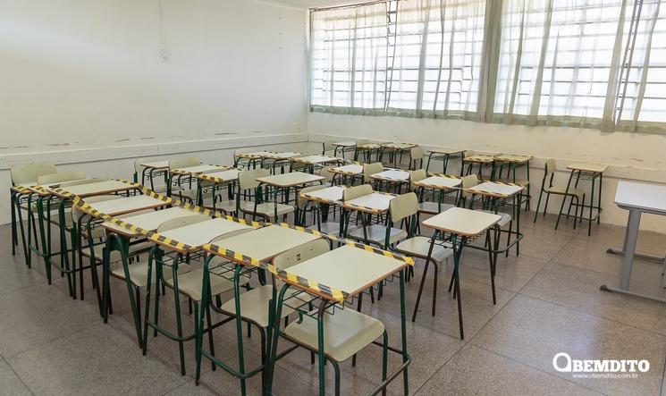 TCE-PR aponta inadequações nas escolas estaduais para evitar contágio pela covid