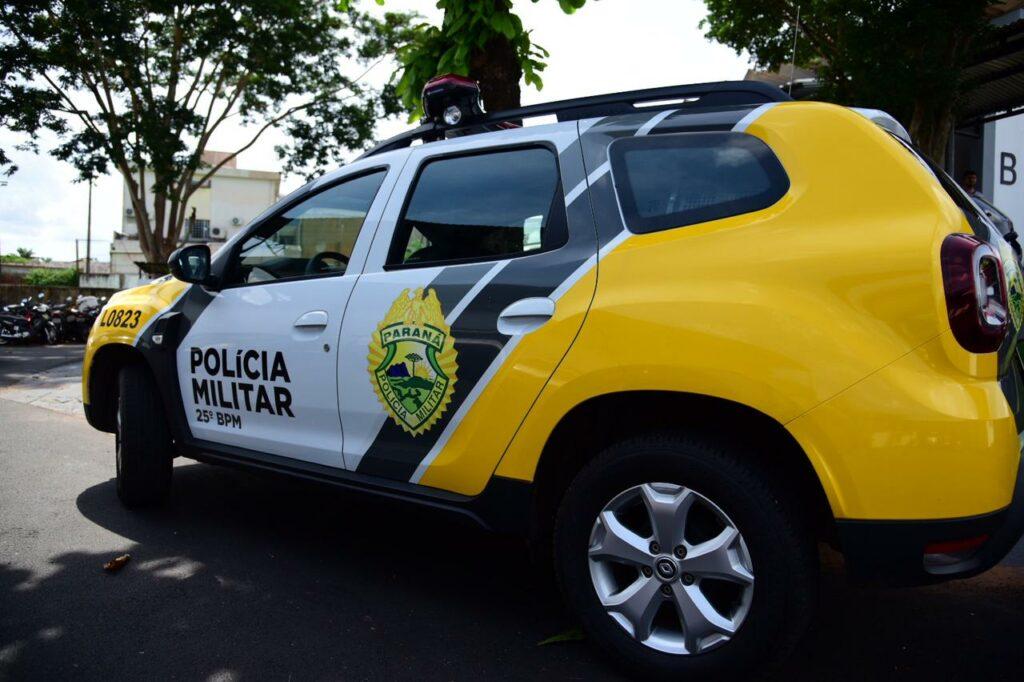 Umuarama: bandidos rendem moradores e roubam residência durante a madrugada