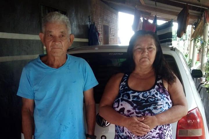 Leonilda Roberto procura por familiares que não vê há 47 anos
