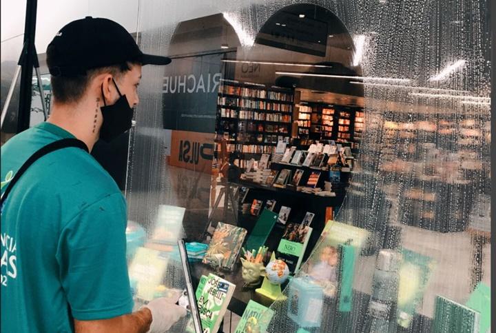 Umuaramense irá disputar o campeonato brasileiro de limpadores de vitrine