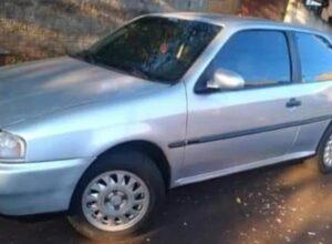 Automóvel Gol é furtado na noite de sexta-feira em Umuarama